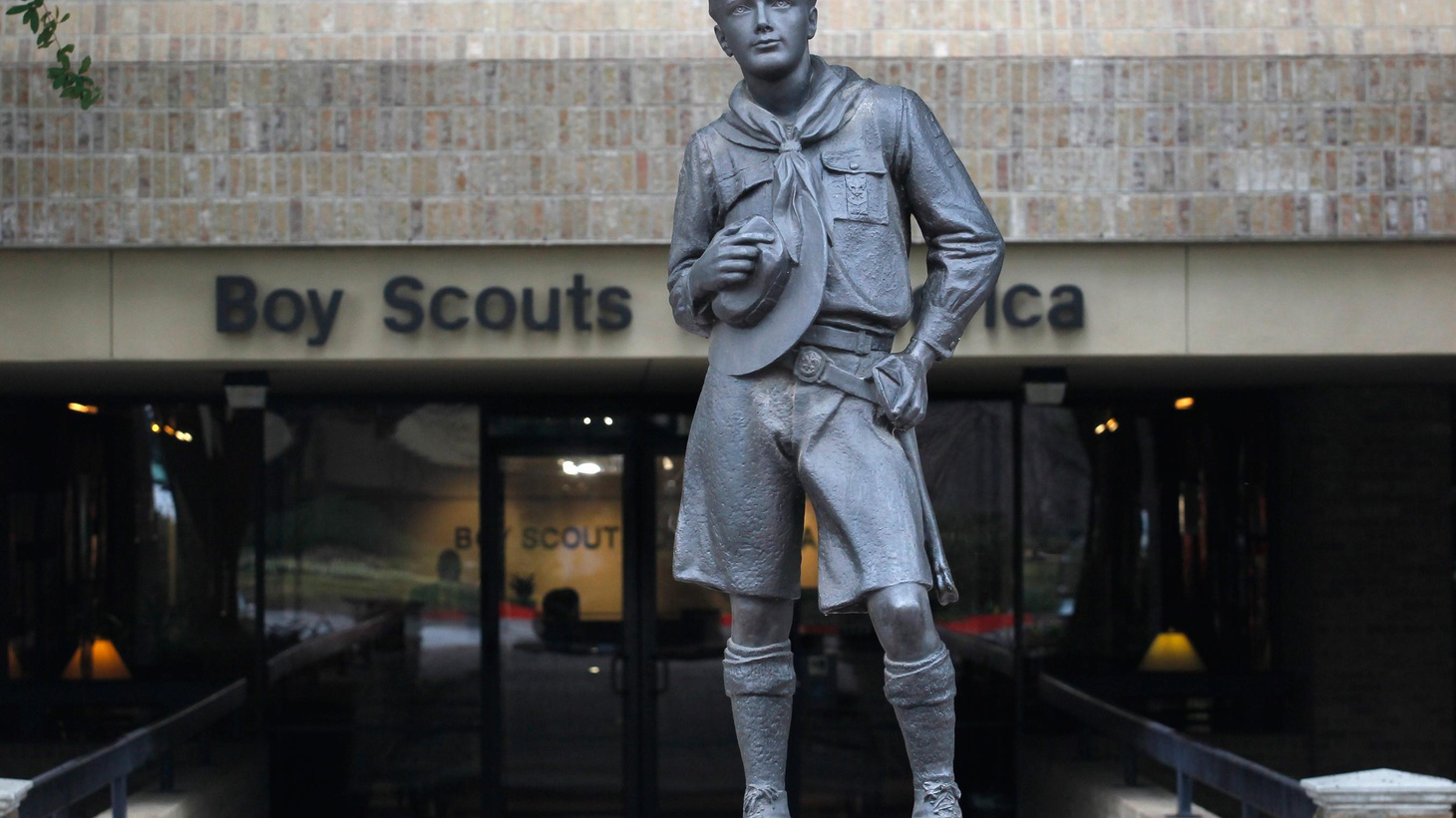 The Boy Scouts will now allow openly gay members, but only until the age of 18, exposing conflicts between religious groups, corporate America and Scouting's itself.