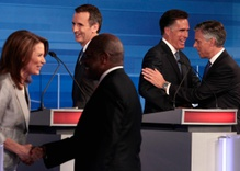 GOP Candidates Head to Iowa for Debate and Straw Poll