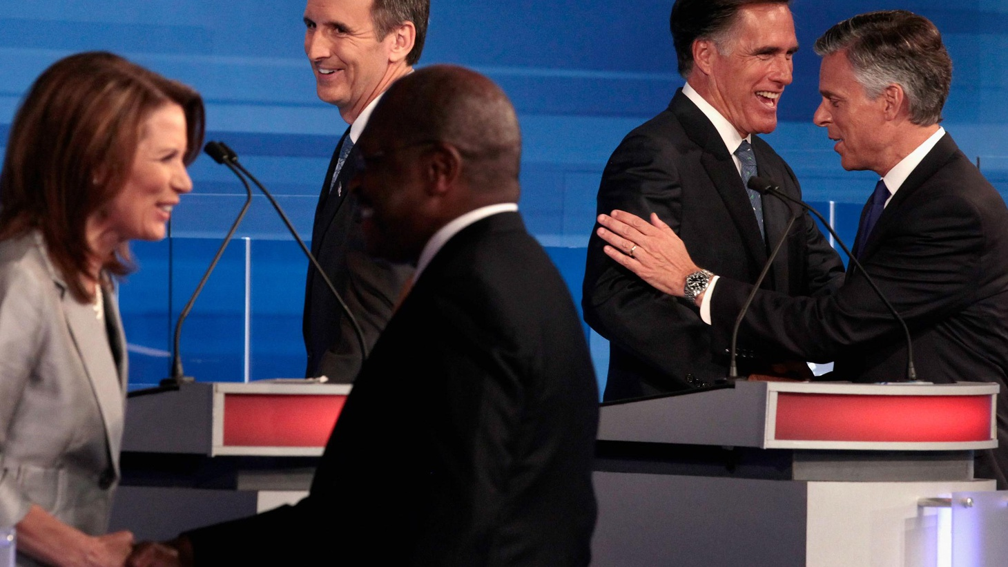 Last night's debate in Iowa produced fireworks between Republican presidential contenders. What did it reveal about a Republican Administration if one of these candidates defeats Barack Obama?