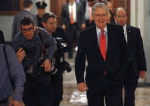 GOP 'Nukes' the Senate filibuster on SCOTUS nominees