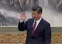 Is Xi Jinping set to be the world's most powerful man?