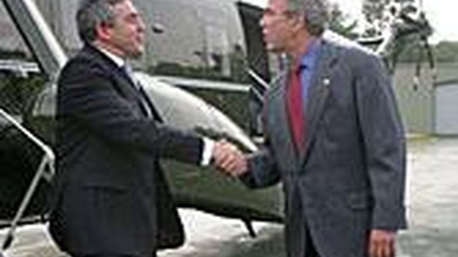 """Britain's new Prime Minister met with President Bush today at Camp David. What's the latest on the """"special relationship?"""" How different is Brown from Tony Blair when it comes to Iraq and the """"war on terror?"""" Plus, the South Korean hostages, and a breakthrough in  the battle against Multiple Sclerosis."""