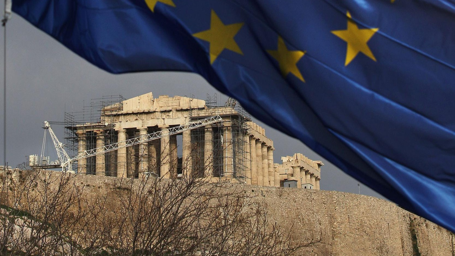 """For a European bailout, Greece will impose more """"austerity measures,"""" the kind that led to recent riots and burning in Athens. Will there be recovery or """"pain with no gain?"""""""