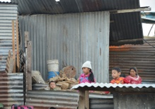 Hunger pushes Central American migrants north more than violence