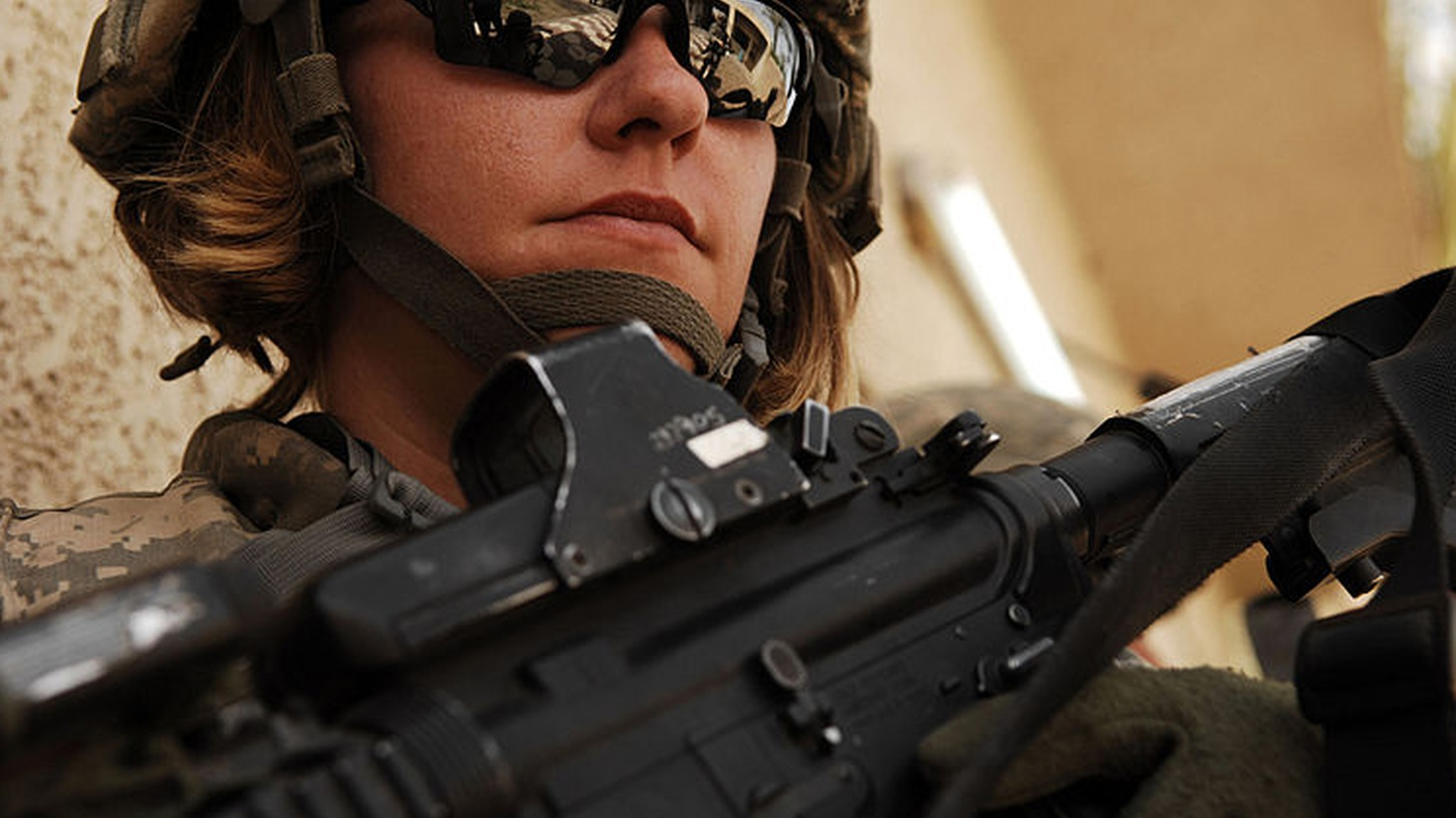 The US Defense Department may be making history by opening all combat roles to women, but advocates say that's just recognizing what's been true for a long time.