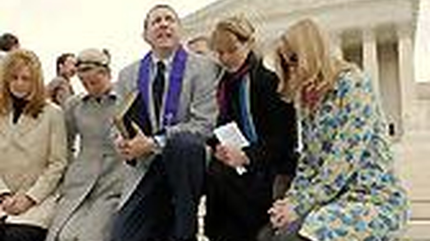 """High-profile events of this week have put hot-button issues back on the nation's agenda, but action on one is much more likely than it is on the other. Have the Democrats given up on gun control? Will the Republicans shoot themselves in the foot by pushing too hard on abortion? Also, Democratic Senate Leader Harry Reid calls the war in Iraq """"lost"""" and, on Reporter's Notebook, the case of Luis Posada, a 79-year old accused of terrorism by Cuba and Venezuela, and released on bail by a US Court of Appeals."""