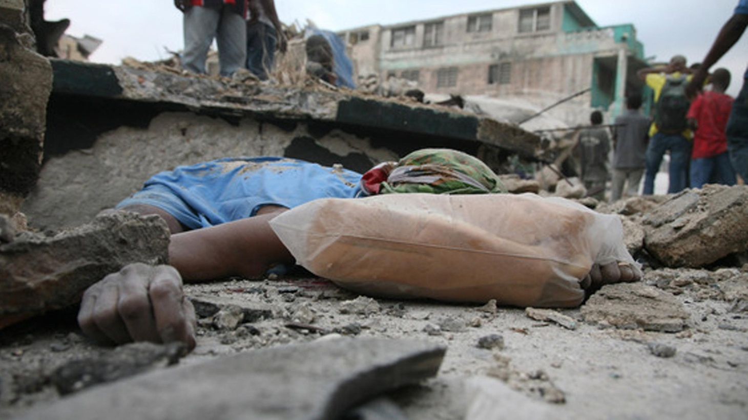 The death toll may be as high as 500,000 in the biggest earthquake to hit Haiti in 200 years. We hear about US rescue and relief efforts. Plus, on Wall Street a disaster of a different kind. What caused the economic recession?