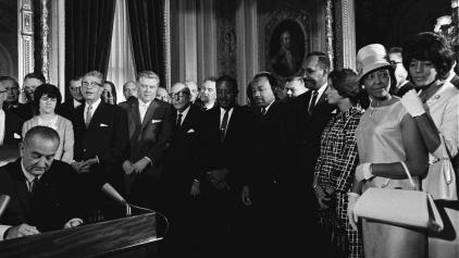 The Voting Rights Act of 1965 helped other minorities get the right to vote in states of the former Confederacy. But Alabama and other states insist that times have changed.