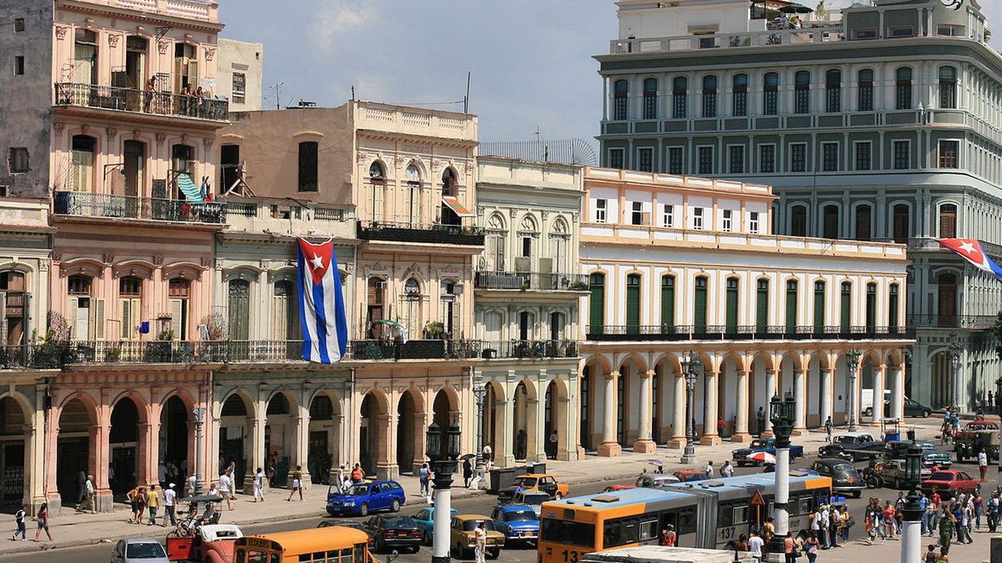 President Obama is reversing a US policy established before he was born, beginning to normalize ties with Communist Cuba. We hear what it might — or might not — mean in Cuba itself, and in the western hemisphere.