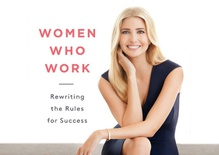 Ivanka Trump's book gets reviewed with ridicule