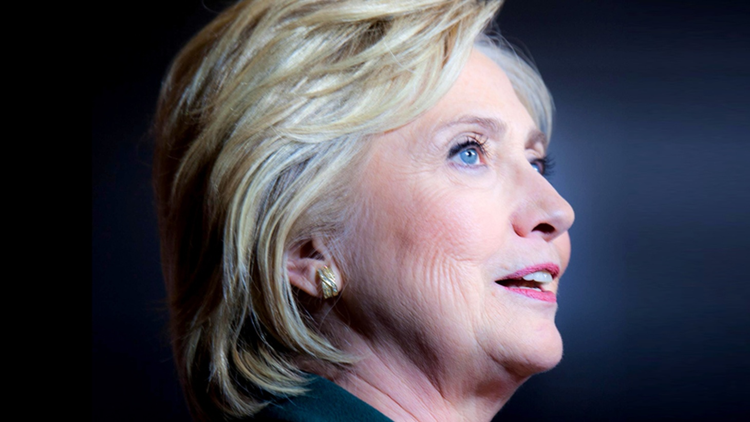 If elected, Hillary Clinton would be America's first woman president — a historic prospect she downplayed in her campaign in 2008. Not any more. We get a profile.
