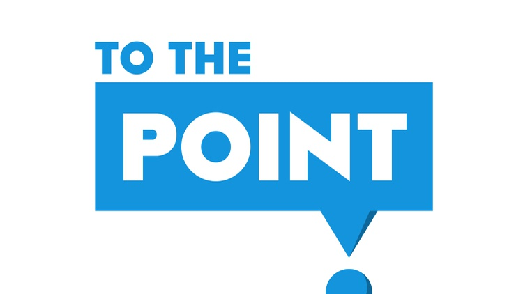 As we've been telling you, this is the last radio broadcast of To the Point. We're already available as a podcast — and now, we'll be a podcast only.