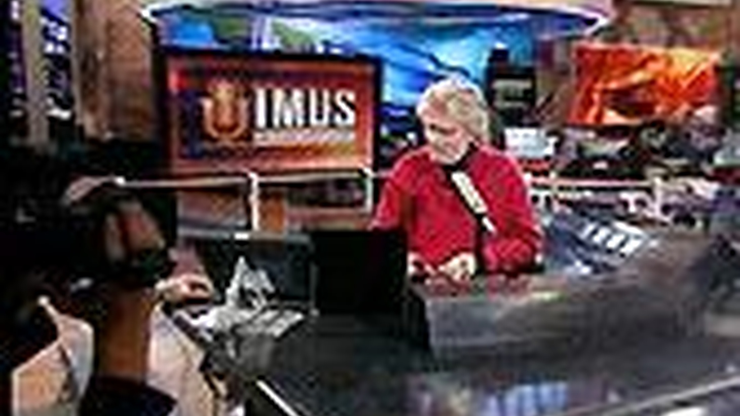 Radio shock-jock Don Imus had a record of brutal, vulgar