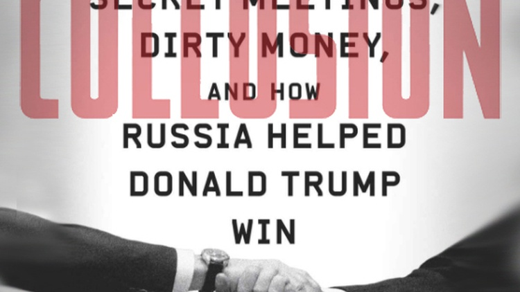 In his new book Collusionformer Moscow bureau-chief for the Guardian, Luke Harding, lays to waste any doubt that the Kremlin aided Donald J.