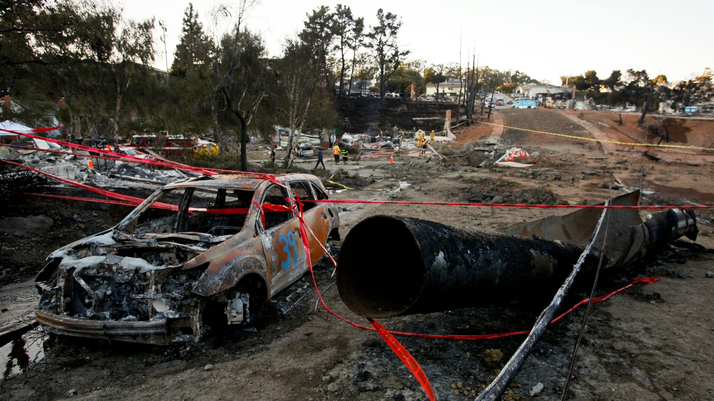 There are 2.5 million miles of natural gas pipelines in the United States, enough to circle the Earth one hundred times. Last week's deadly explosion near San Francisco raises a troubling question: are Americans living with unacceptable risk? Also, the US steps up drone attacks in Pakistan, and the Pope visits Great Britain.