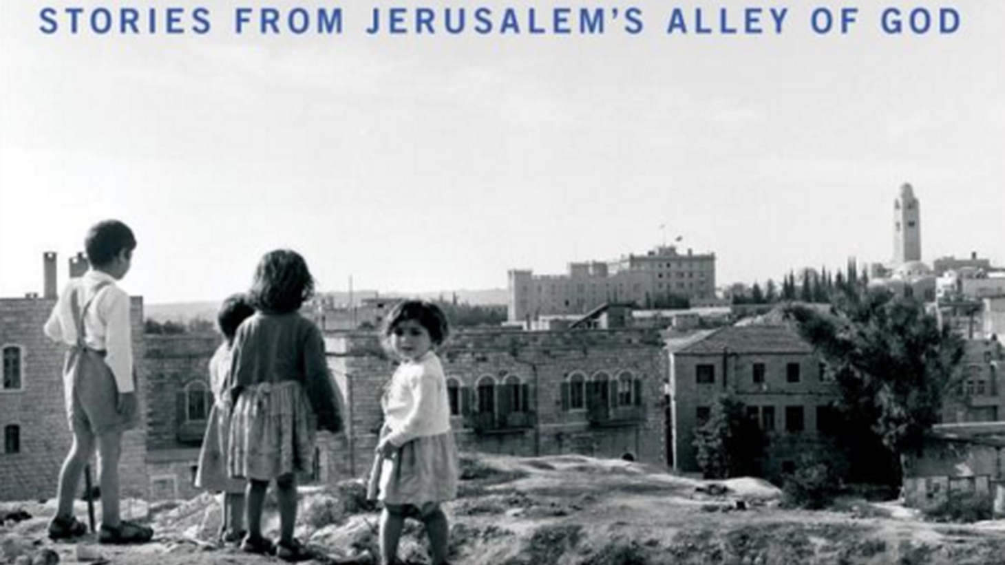 "As the Israeli-Palestinian stand-off continues, there's no place that demonstrates the complexity of the issues that a street in Jerusalem called ""The Alley of God."" It's now the subject of the book  A Street Divided  by Wall Street Journal reporter Dion Nissenbaum."