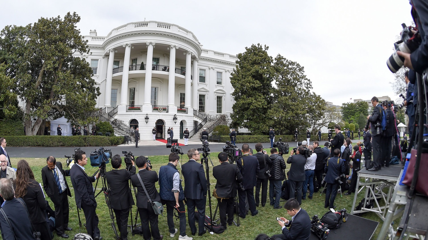 America's White House has never been completely transparent, but the Bill of Rights protects reporters when they try to discover as much as they can. As President, Donald Trump may create new challenges…for journalists and for every American who wants to know.