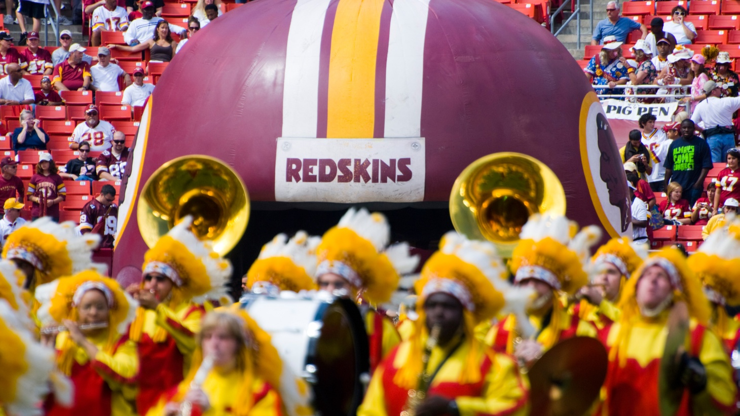 "The name ""Redskins"" for the NFL franchise in Washington, DC is ""disparaging"" to Native Americans everywhere.  Is it all about sensitivity to historical wrongs, or political correctness out of control?"