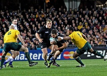 New Zealand's Love Affair with Rugby