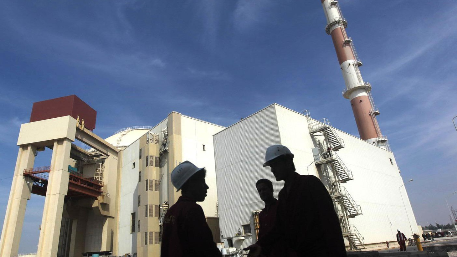 After more than a year since cancelling negotiation about its nuclear program, Iran's back at the bargaining table. But it's doubtful that talks, set for Saturday, will last.