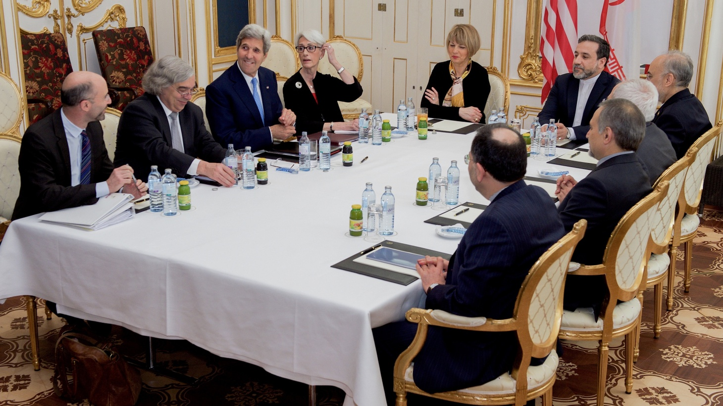 Negotiators in Vienna have postponed today's deadline for reaching a deal with Iran until next Tuesday…as each side is beginning to blame the other in case of failure. If there's no agreement on limiting nuclear technology, will economic sanctions be lifted anyway?