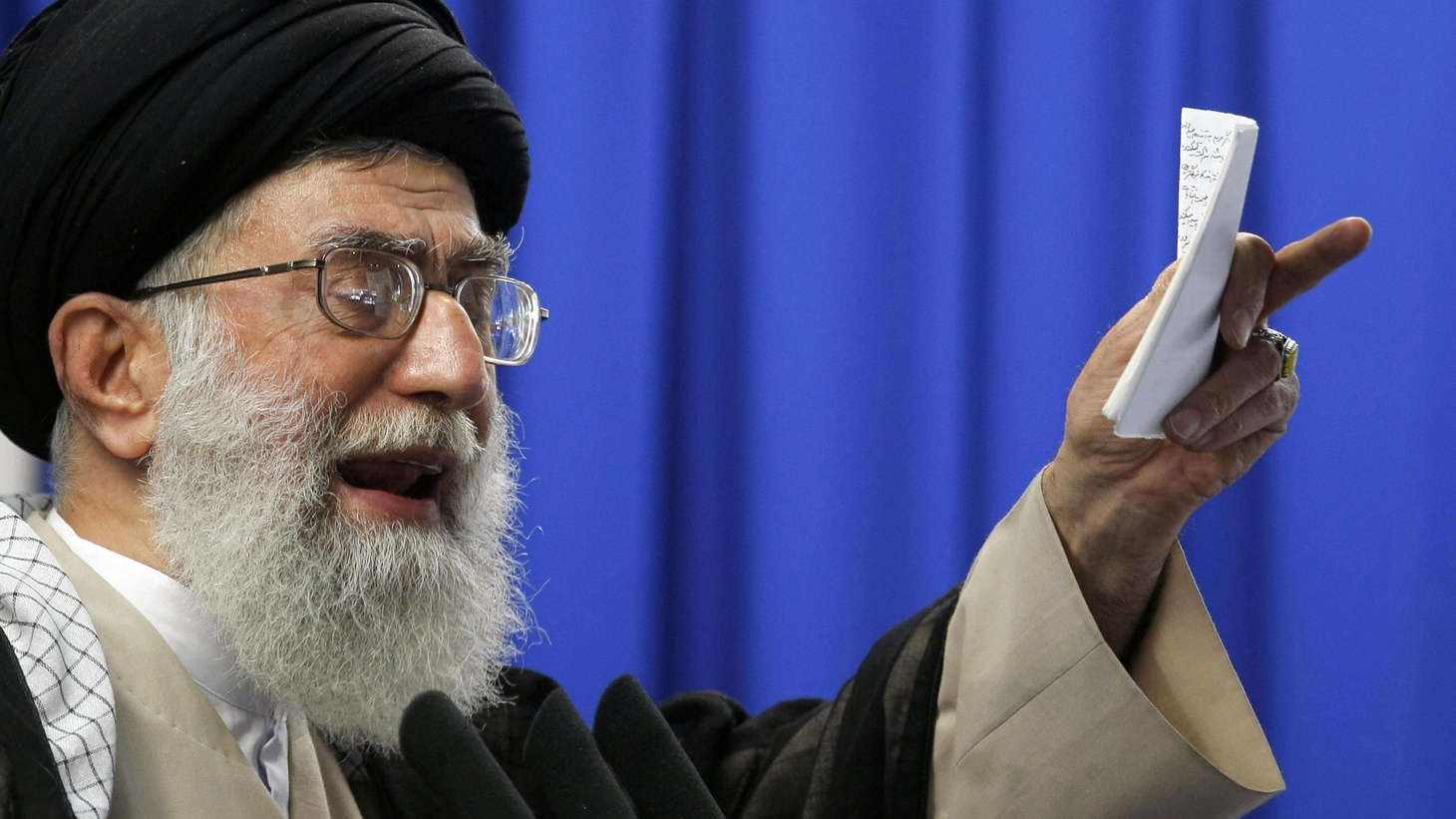 Iran's Supreme Leader has dashed any hope of changing the official results of last week's disputed election. We look at the likely consequences from Tehran to Washington, including the possibility of violent confrontations if protests continue. On Reporter's Notebook, we get the reaction of Iranian expatriates and organizers here in the United States.