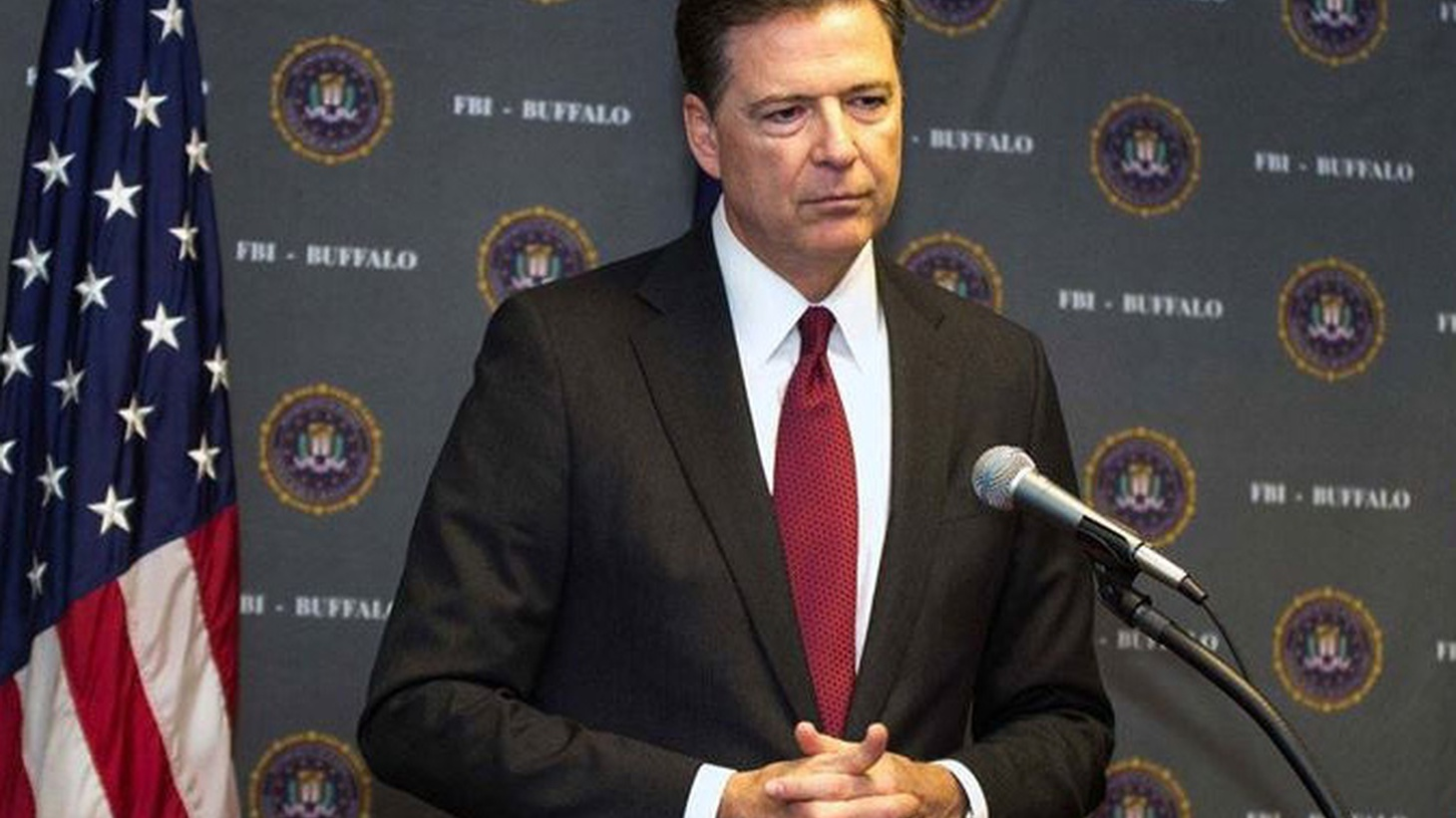 In October, just 10 days before the election, FBI Director, James Comey sent a letter to select Congressional leaders, announcing that the criminal investigation into Hillary Rodham Clinton's private email server had been re-opened. That investigation went nowhere.