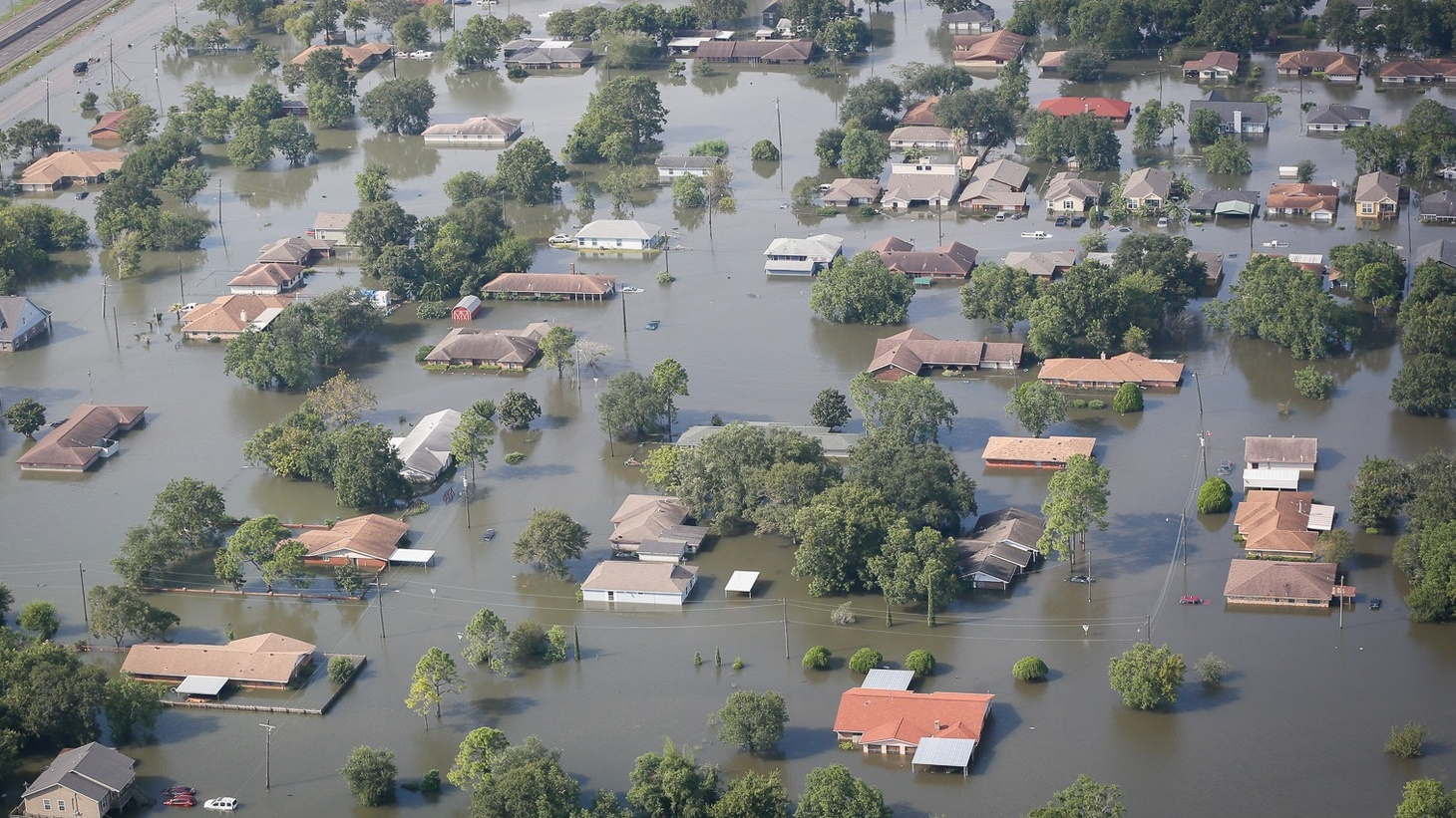 It's not just Houston, but much of the Gulf Coast--suffering record damage with Hurricane Season just beginning. We'll hear how Harvey compares to other storms in the rest of the world and what it could mean for the future.