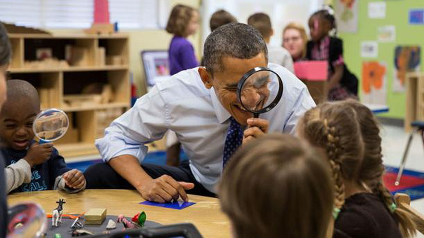 President Obama wants pre-school education for every child in America. Would that help break the poverty cycle? Are there other benefits to justify a new federal program?