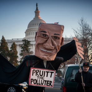 Is Pruitt the fox guarding the henhouse of clean water and power?