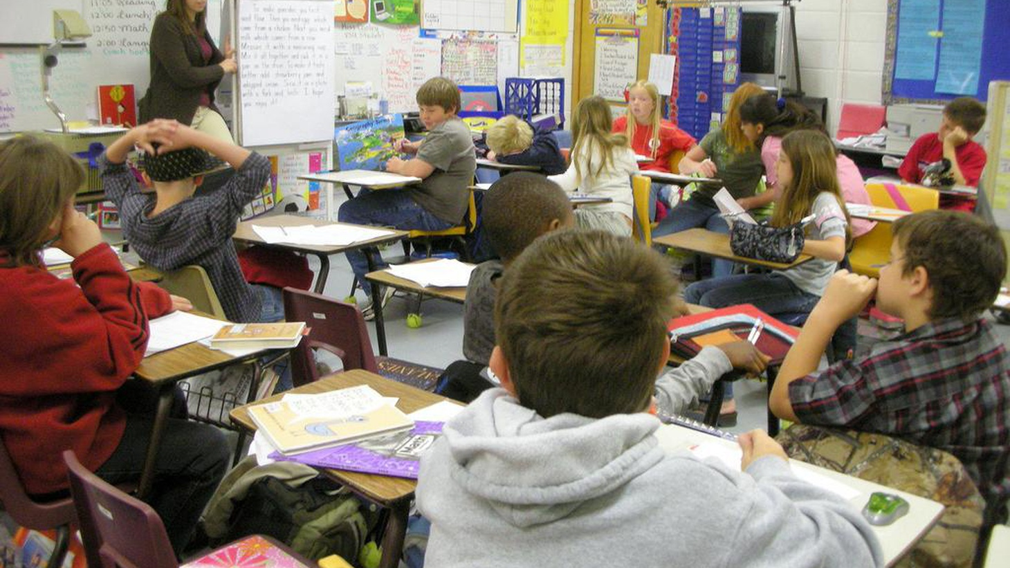 """""""Common Core"""" is the school curriculum designed to prepare every child for college and a job in the global economy. But backlash is growing -- from the Left to the Right."""