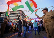 Iraqi Kurds vote for independence