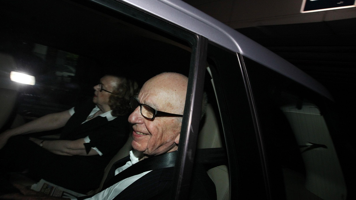 """Growing scandal has forced """"an extraordinary reversal of fortune"""" for Rupert Murdoch. We talk with Carl Bernstein and others about gathering news by hacking cell phones and bribing police, and..."""