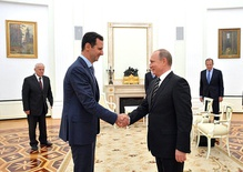 Mr. Assad Goes to Moscow