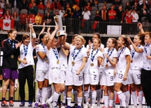 Female Players Sue US Soccer over Wages