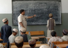 "Americans Have Paid for ""Ghost Schools"" in Afghanistan"