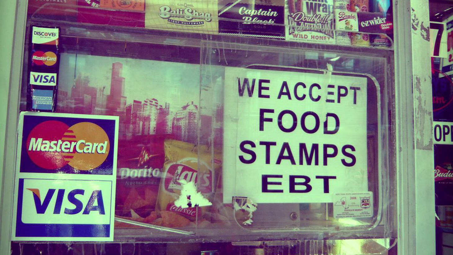 Democrats say a massive increase in food stamps is helping millions to stay out of poverty in economic hard times. Republicans say food-stamp spending is out of control, and they're calling for major reductions.