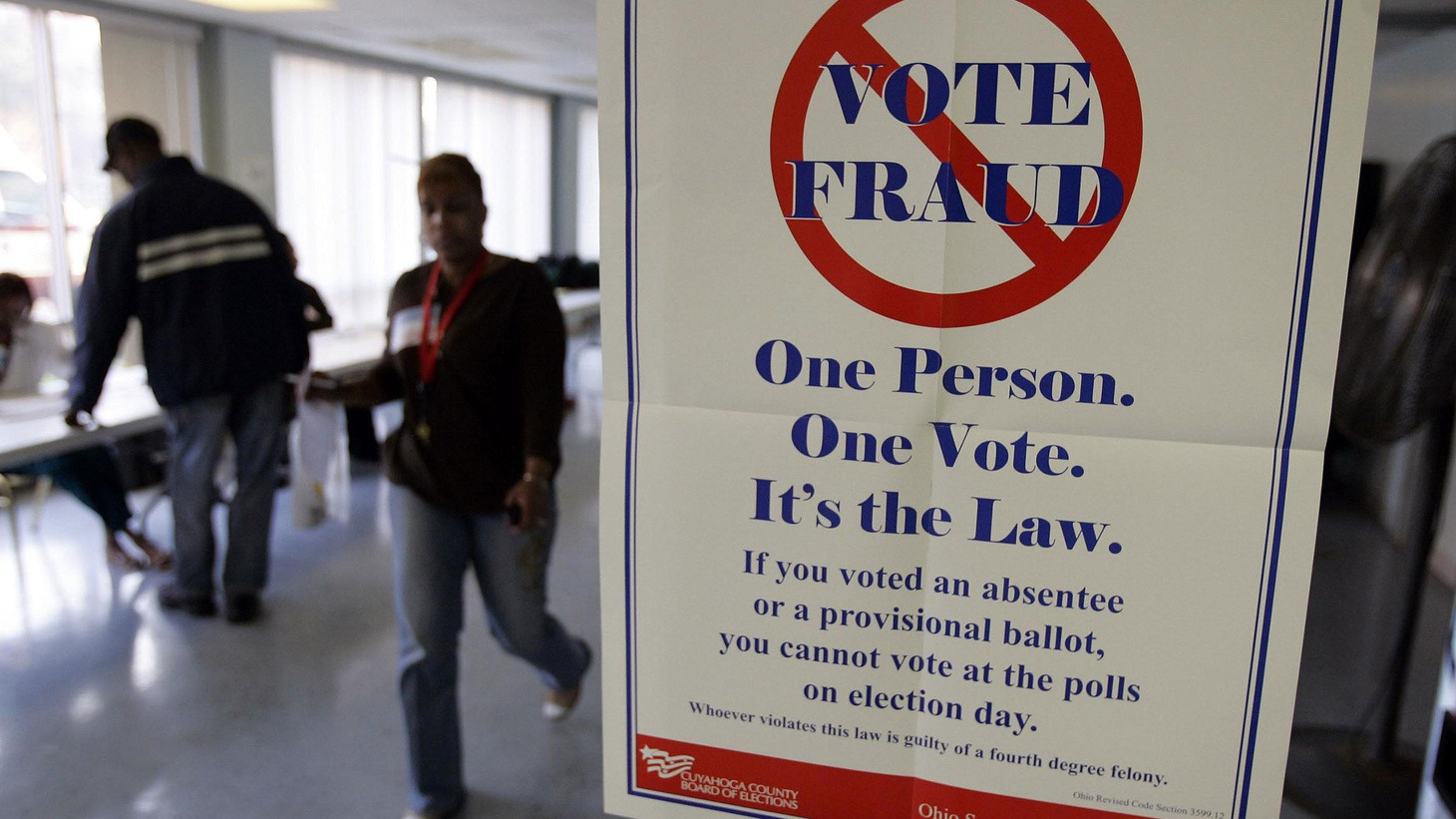 Across the US, Republicans in state capitols are passing laws to limit what they call rampant voter fraud. Democrats say the GOP's declared war on voters who want to re-elect Barack Obama.