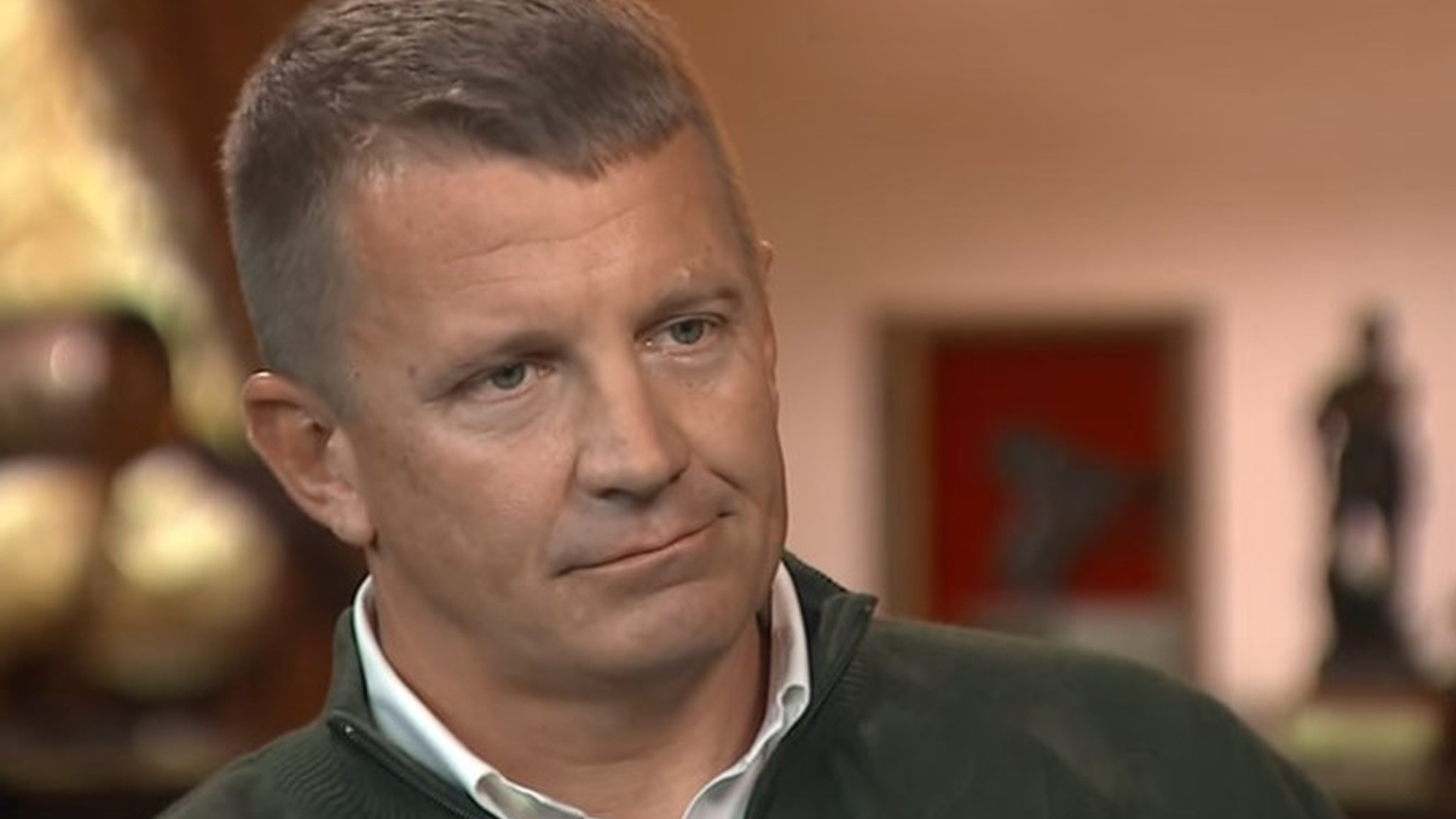 Erik Prince was the founder of Blackwater, a security firm that became a symbol of US abuses in Iraq; several Blackwater guards were convicted of killing civilians. Prince is also the brother of Betsy DeVos, President Trump's Secretary of Education.