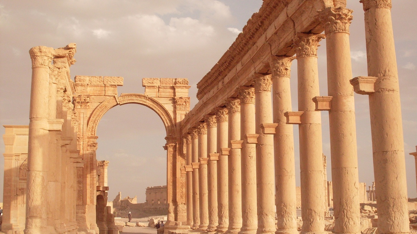 Among its many crimes, the Islamic State is trafficking in ancient artifacts stolen from Palmyra and other ancient places. How big is the international black market? Who should have custody of cultural treasures?