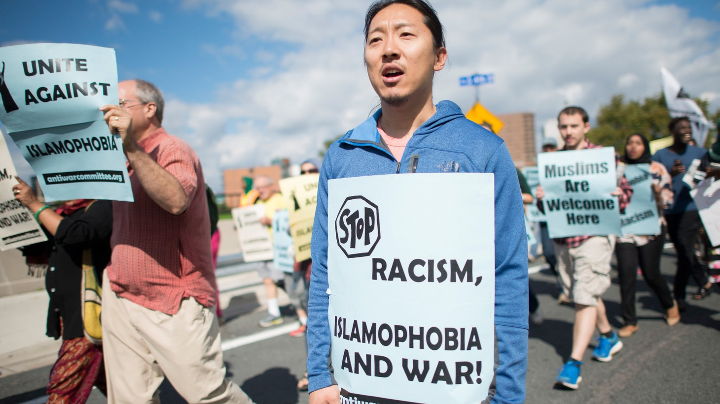 Studies show that political rhetoric can increase hostility, and hate crimes against Muslim Americans have been on the rise. Donald Trump has made that central to his campaign.Is Trump to blame?