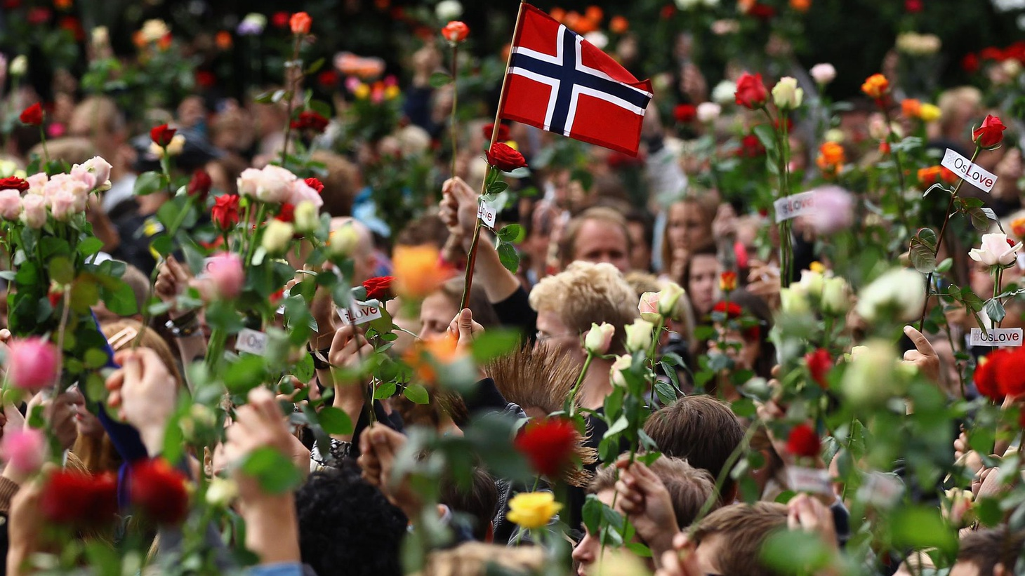 The man who killed 76 fellow Norwegians may be insane, but he's not alone in concern about the impact of immigration. We hear about the reaction to multiculturalism...