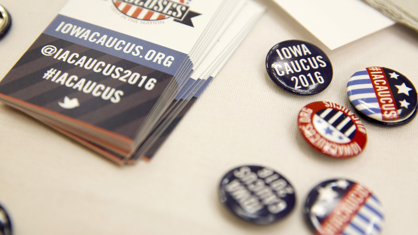 Three days before the Iowa caucuses, the presidential nomination campaign is more chaotic than ever… with Donald Trump staging his own show instead of debating opponents. We hear what's at stake for Republicans, and for Democrats, in what's only the first stop in what could be a long road to nomination.