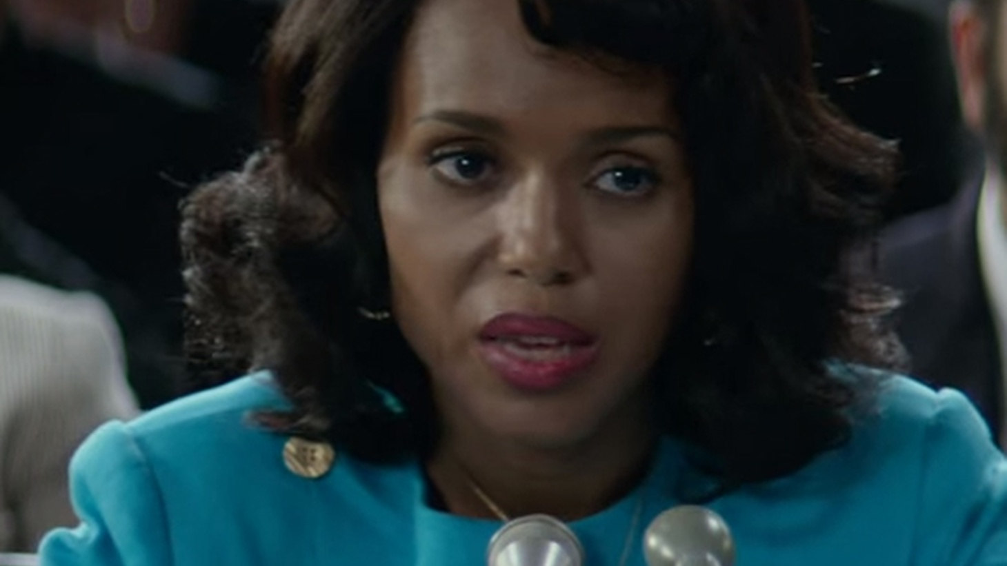 With an opening Saturday, the HBO film  Confirmation  is about the Senate hearings that ultimately put Clarence Thomas on the US Supreme Court in 1991. One witness was Anita Hill, a young lawyer who claimed that Thomas sexually harassed her when she worked for him at two federal agencies.