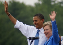 Obama's Next Role: Campaigner–in-Chief for Hillary Clinton