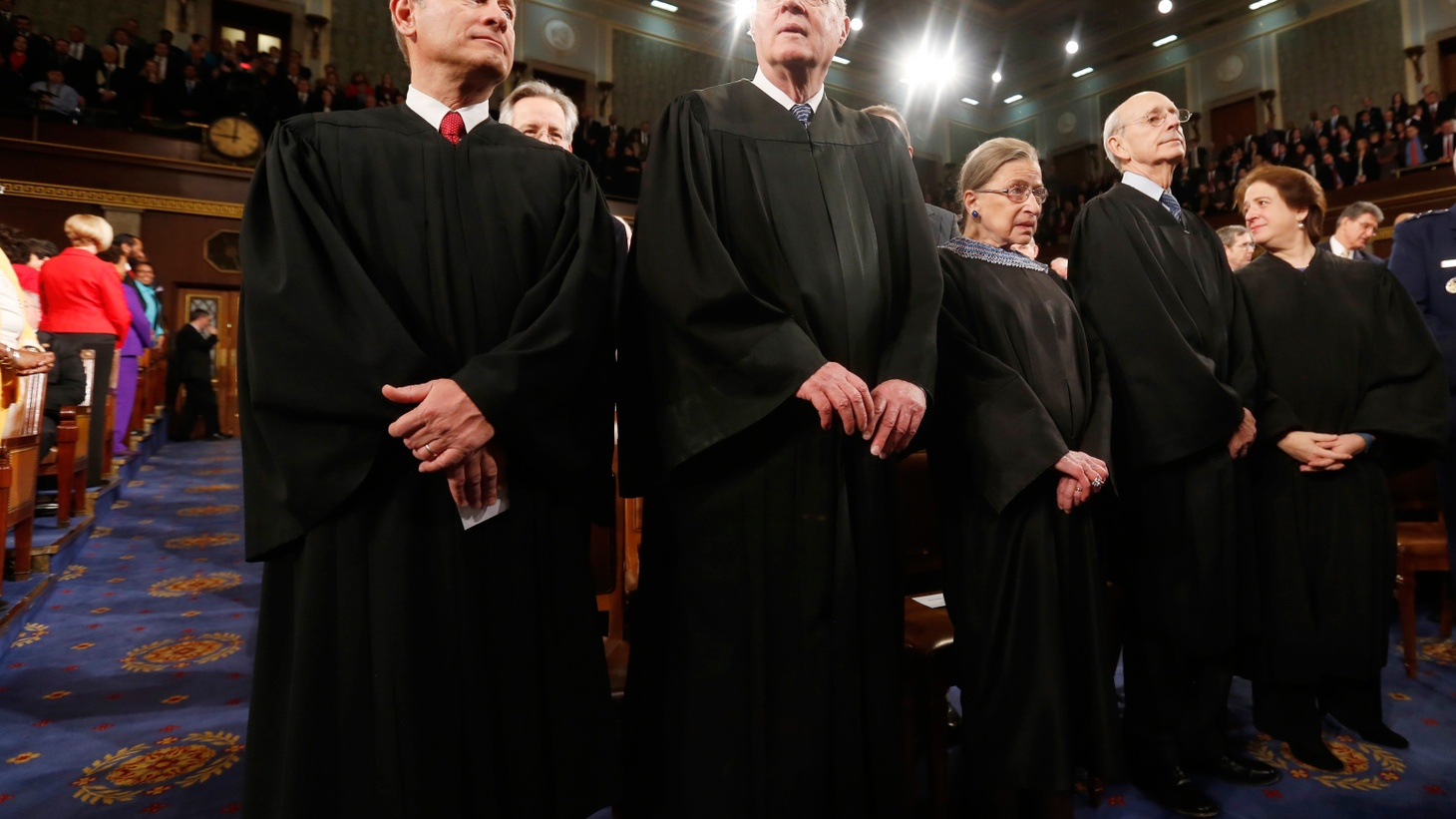 Instead of being the predicted yawner, Supreme Court session ending today has produced its share of blockbuster decisions. We look at today's three, final 5-to 4-rulings and what this year's session might reveal about the future.