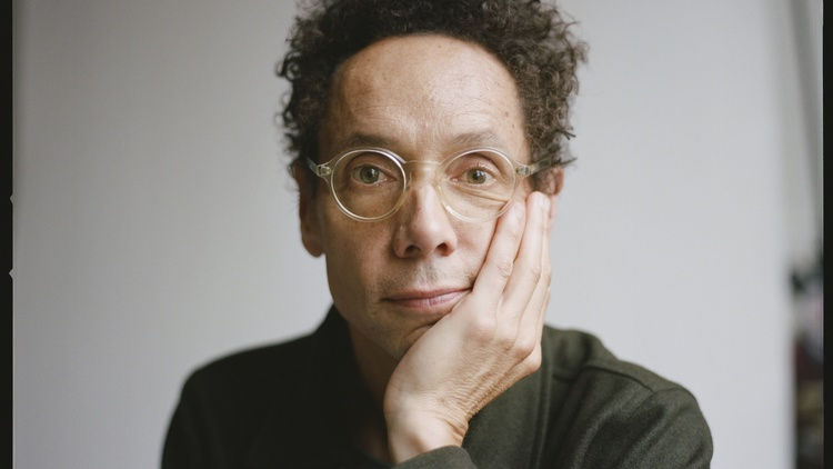 Malcolm Gladwell on the page and in the podcast