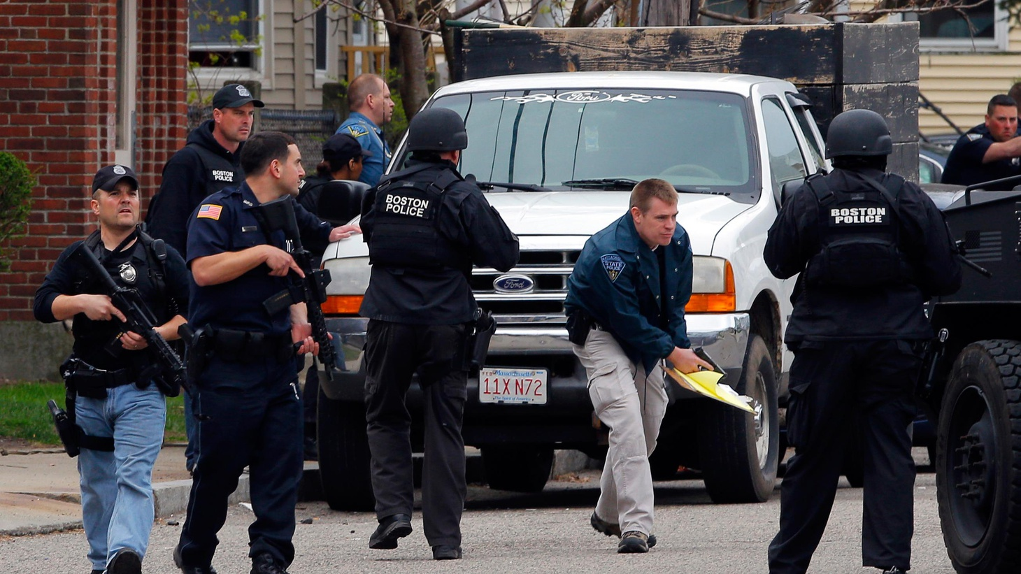 In less than 12 hours the FBI's two suspects were identified as brothers in Boston. We look at what's known about them and possible connections to their Chechen roots.