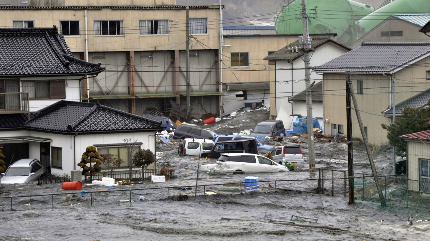 Japan is asking for international assistance after a 8.9 earthquake - one of the world's largest in the past 100 years, followed by a devastating tsunami.