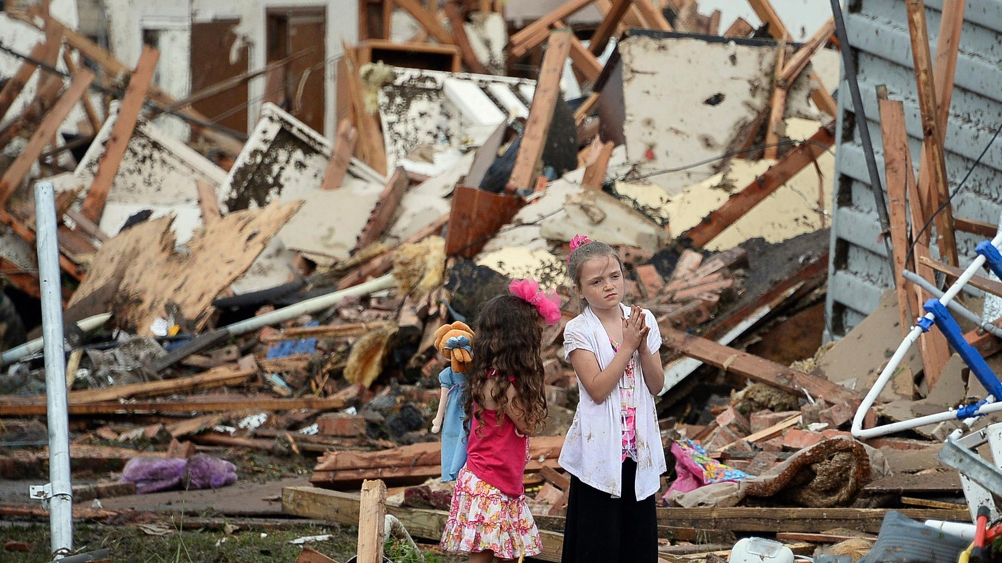 The Director of FEMA and the Secretary of Homeland Security are in Moore, Oklahoma after Monday's deadly tornado. We hear about rescue, recovery, rebuilding and resilience.